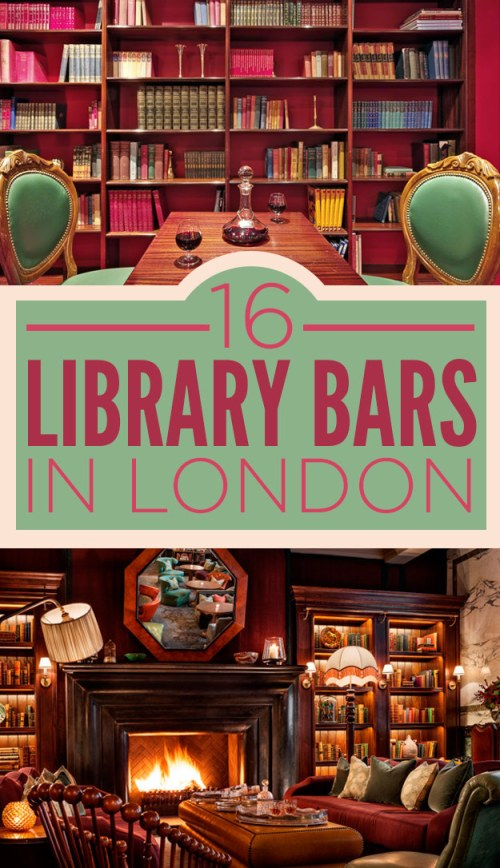 Bar library london